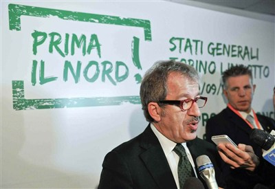 Roberto Maroni (Foto: Infophoto)