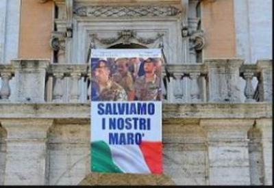 L'appello rifiutato da Pisapia per liberare Massimiliano Latorre e Salvatore Girone