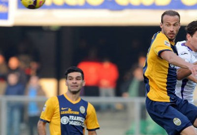Marquez, difensore ex Hellas Verona (Infophoto)