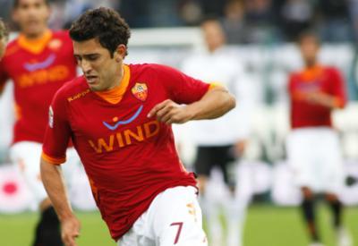 Adesso è ufficiale: Marquinho è un giocatore della Roma a titolo definitivo (INFOPHOTO)