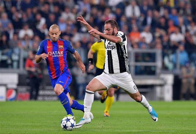 Video Barcellona Juventus (LaPresse)