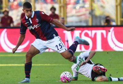 Adam Masina, 21 anni, terzino del Bologna (INFOPHOTO)