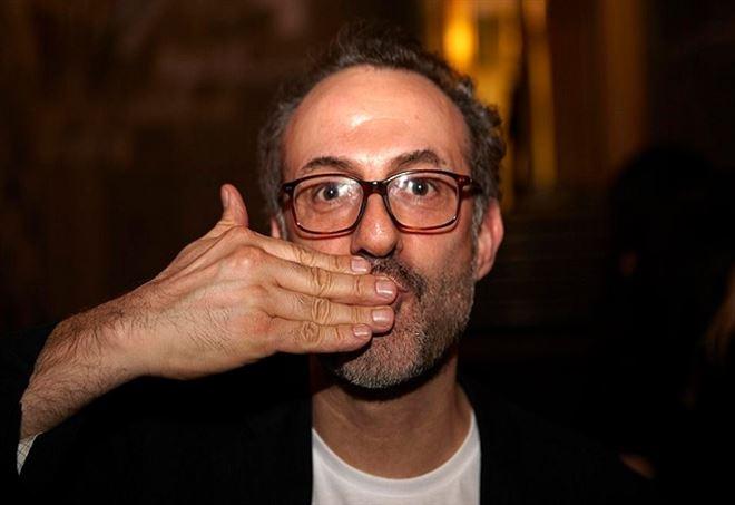 Massimo Bottura,  il migliore su 50 Best Restaurants 2018