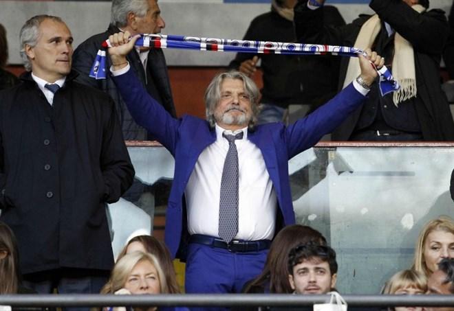 Diretta Sampdoria Foggia (LaPresse)