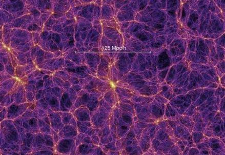 STELLE/ La strana luce della materia oscura