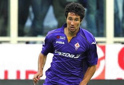 Ryder Matos, attaccante della Fiorentina (Infophoto)