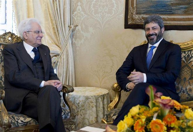 Governo, Roberto Fico convocato da Mattarella (LaPresse)