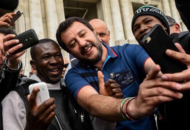 Riforma pensioni, Matteo Salvini contro la Fornero (Lapresse)