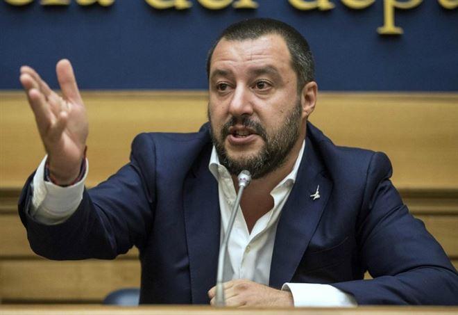 Salvini apre a Di Maio (Foto: LaPresse)