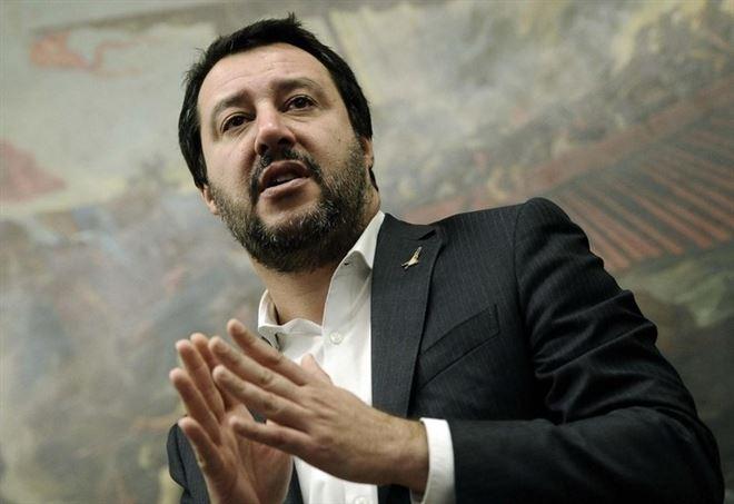 Eletti Lega, Camera e Senato, Matteo Salvini (LaPresse)
