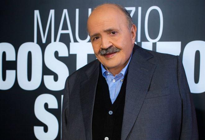 Giancarlo Governi al Maurizio Costanzo show foto