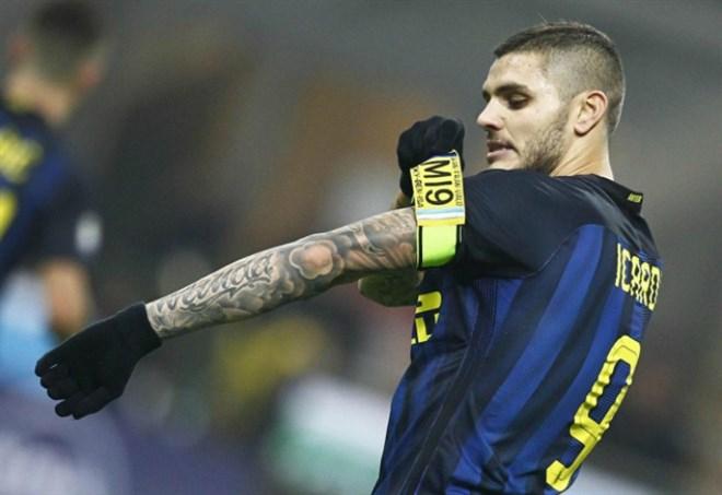 Classifica marcatori Serie A - LaPresse: Mauro Icardi
