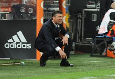 Walter Mazzarri, allenatore dell'Inter (InfoPhoto)