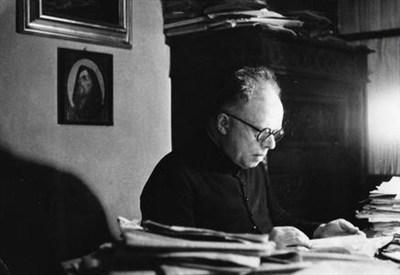 Primo Mazzolari (1980-1959) (Immagine d'archivio)
