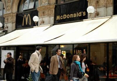 McDonald's (Infophoto)