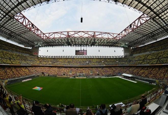 Diretta Milan-Udinese, LaPresse