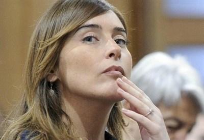 Maria Elena Boschi, ministro per le Riforme (LaPresse)