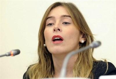 Maria Elena Boschi (LaPresse)