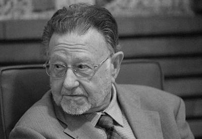 Medardo Fraile (Immagine d'archivio)