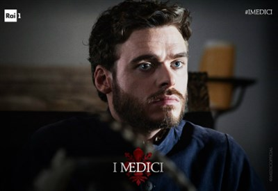 Rob Madden è Cosimo de' Medici