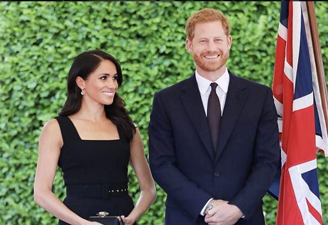 Meghan Markle e il Principe Harry - Foto Instagram