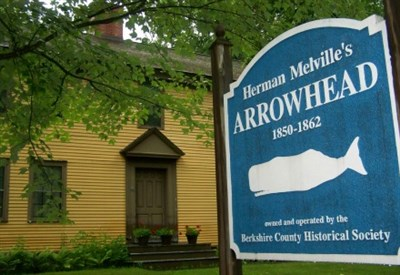 Casa di Herman Melville (Foto dal web)