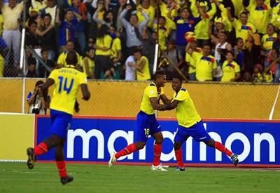 L'Ecuador (INFOPHOTO)