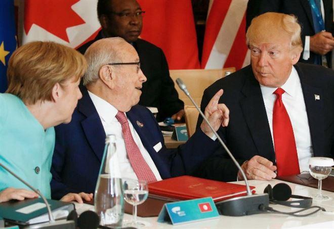 Gentiloni: il G7 è stato un successo ma rimangono le differenze