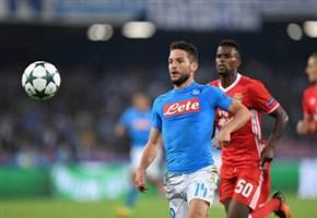 Video/ Napoli-Benfica (4-2): highlights e gol della partita (Champions League 2016-2017, girone B)