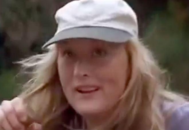Meryl Streep ne