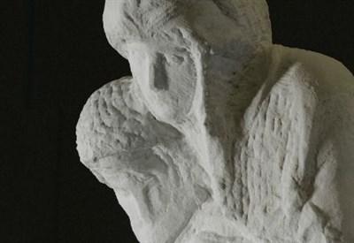 Michelangelo, Pietà Rondanini (1552-53) (Immagine dal web)