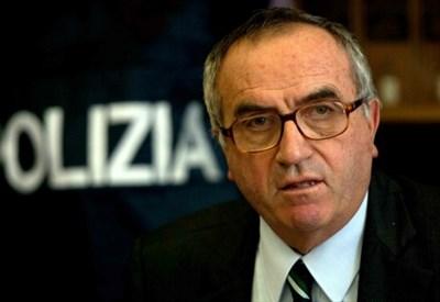 Edmondo Bruti Liberati, capo della procura di Milano (Infophoto)