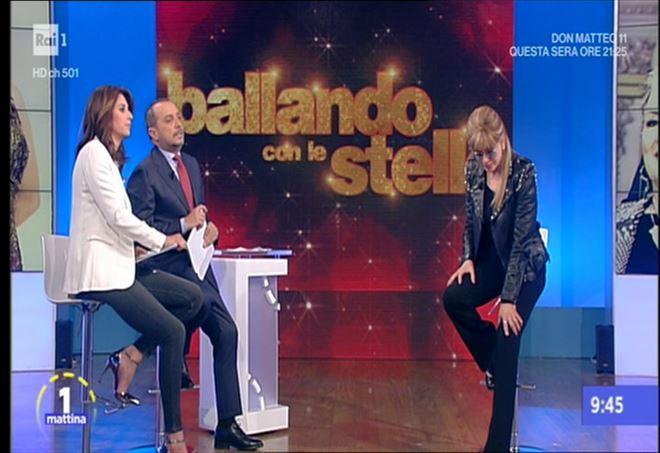 Morte Ballandi, Milly Carlucci lo scopre in diretta