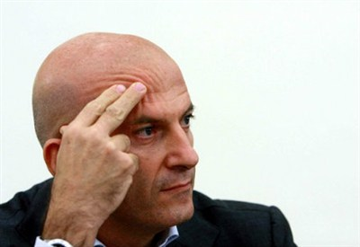 Augusto Minzolini, foto InfoPhoto