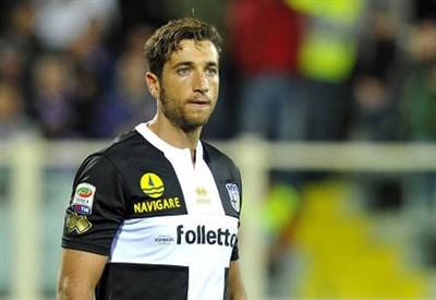Antonio Mirante, 30 anni, portiere del Parma (INFOPHOTO)