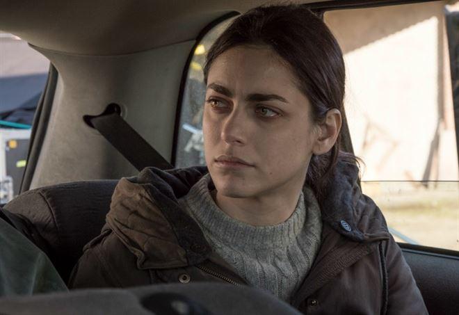 Miriam Leone nei panni di Valeria Ferro, protagonista di Non uccidere 2