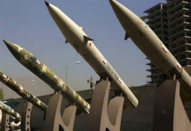Missili iraniani (LaPresse)