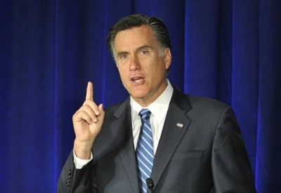 Mitt Romney (Foto: InfoPhoto)