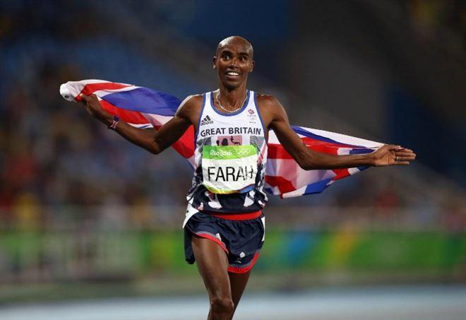Diretta Mondiali atletica: Mo Farah (LaPresse)