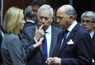 Federica Mogherini è il nuovo Alto rappresentante europeo per la politica estera (Infophoto)