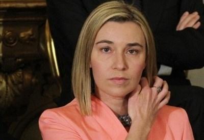Federica Mogherini (Infophoto)