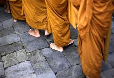 Monaci buddisti