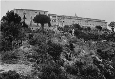 L'abbazia di Montecassino (da Facebook)