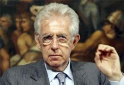 Mario Monti sarà al Meeting di Rimini 2012 (Foto: InfoPhoto)