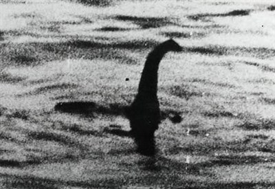 La foto del mostro di Loch Ness di Robert Kenneth Wilson