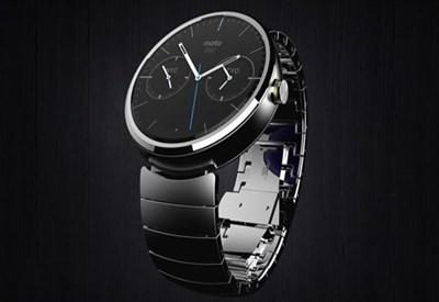Moto 360 (il primo smartwatch di Motorola)