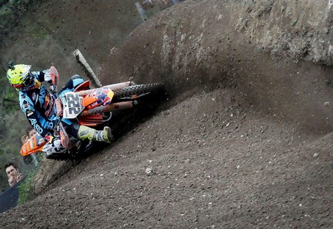 Motocross, Lenoir morto in un incidente in Francia