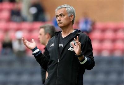 Il tecnico del Manchester United, José Mourinho (Lapresse)
