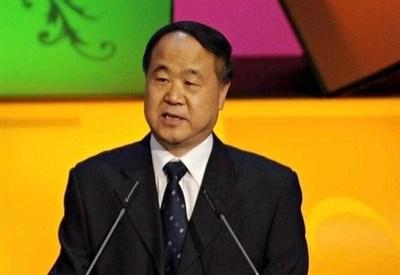 Mo Yan, Nobel per la letteratura 2012 (InfoPhoto)