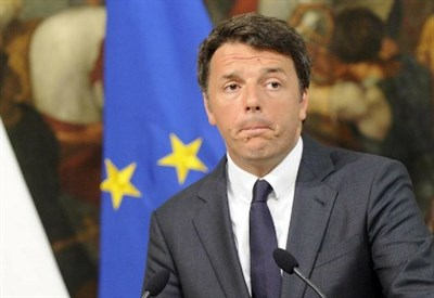 Matteo Renzi - La Presse
